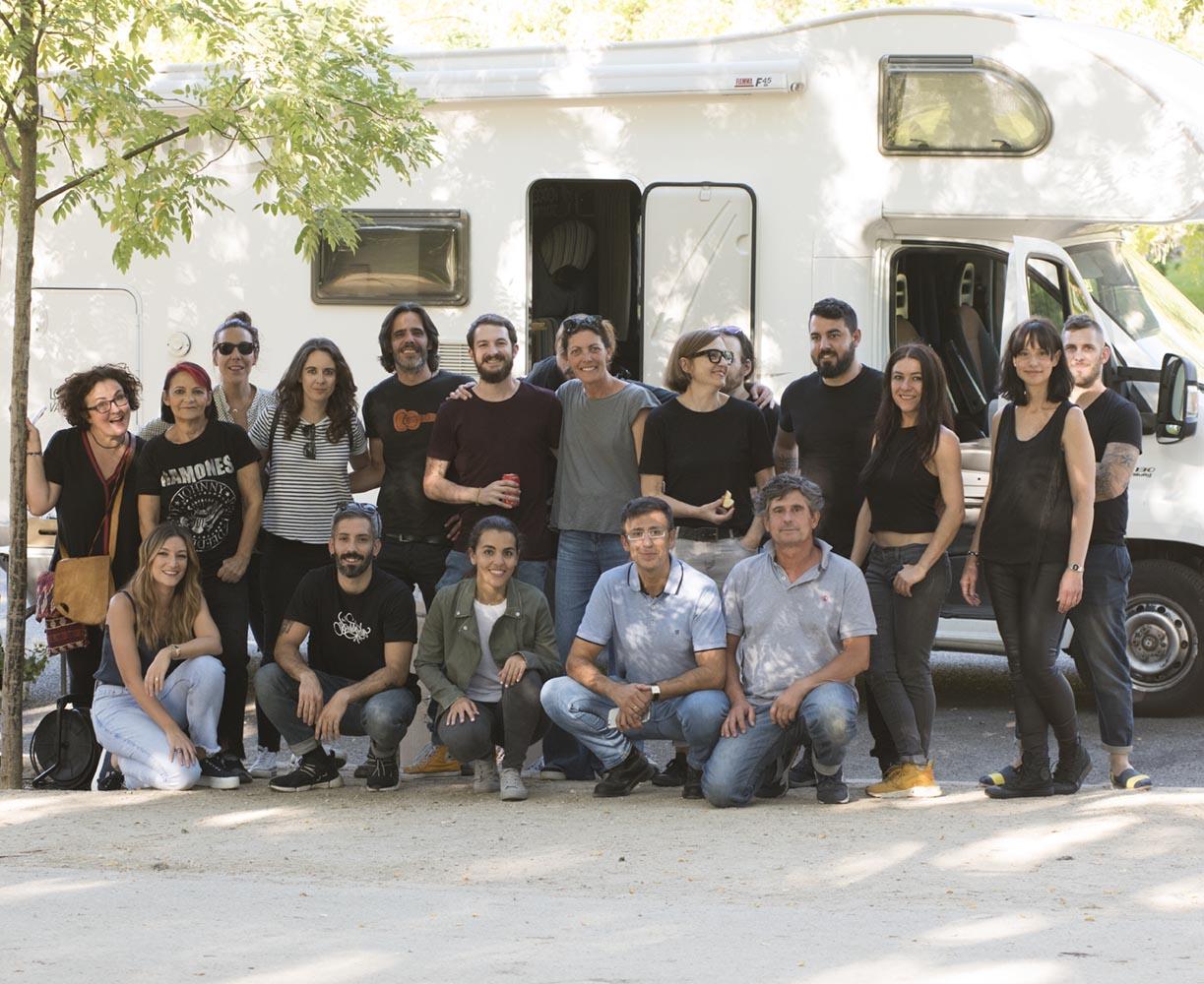EQUIPO PRODUCCION CAMPAÑA PABLOSKY 2019